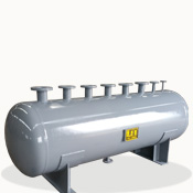 FQG型蒸汽分汽缸装置