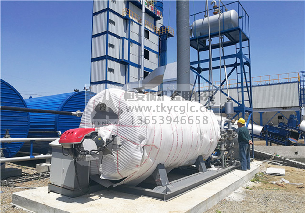 YYQ型燃气导热油炉调试