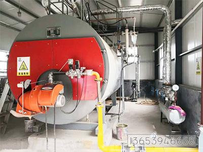 低氮燃气蒸汽12博bet联赛安装使用