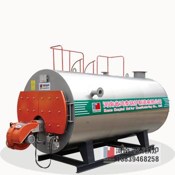 CWNS型卧式燃油、燃气常压热水12博bet联赛