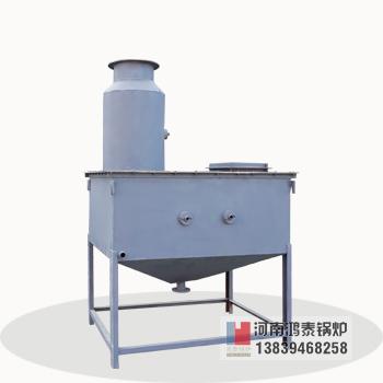 水膜旋流除尘器