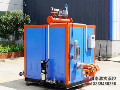 FTSG燃油气管式蒸汽发生器